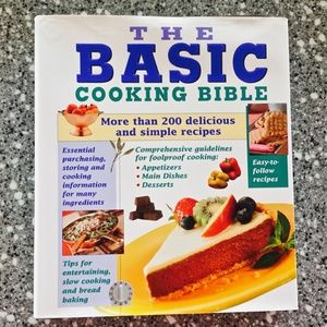 THE BASIC COOKING BIBLE Cookbook